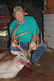 Crenwelge Ranch 2014-2015 harvested white-tailed deer.